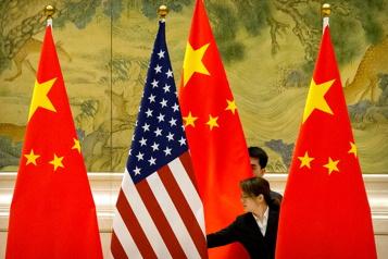 Pékin envoie un ambassadeur intransigeant à Washington)