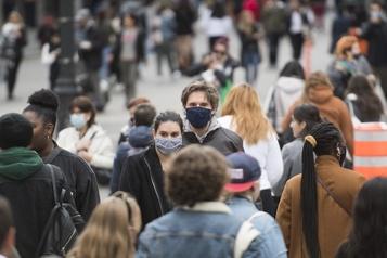 Pandémie «Nous n'avons pas à être que des victimes passives»)