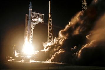 NASA La première mission vers les astéroïdes troyens est lancée