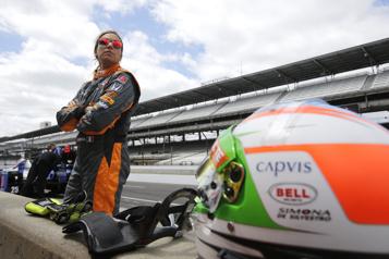Indy 500 Une équipe féminine veut se qualifier)