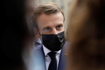 COVID-19 Face à la deuxième vague, Macron prépare un électrochoc)