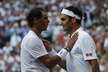 Rivalité Nadal-Federer Qui est le meilleur? )