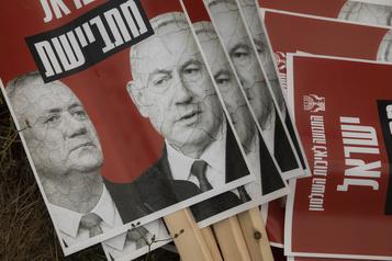 Après 500jours de crise, Israël reporte encore l'investiture du gouvernement)