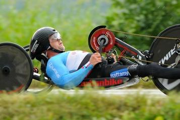 Mondiaux de paracyclisme Journée difficile pour les Québécois au Portugal)