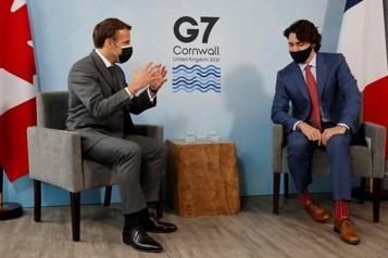 Sommet du G7 La Chine au centre des discussions)
