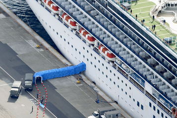 Torrent de critiques sur le Japon pour sa gestion du Diamond Princess