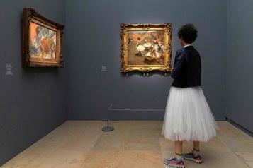 La passion de Degas pour l'opéra s'expose au musée d'Orsay