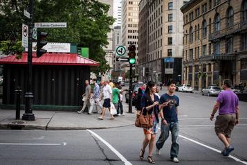 Démographie: le Québec poursuit sondéclin