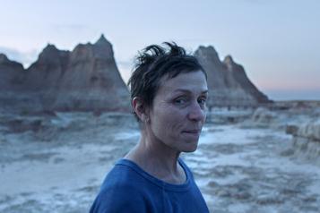 Nomadland se positionne pour les Oscars après sa victoire à Toronto)