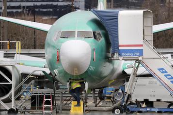 Le régulateur américain dévoile les changements proposés sur le 737MAX)