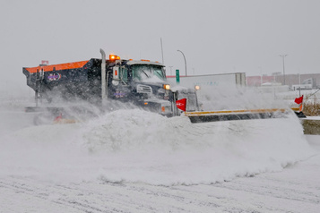 «Qualité médiocre»du sel: unentrepreneur poursuit leministère desTransports
