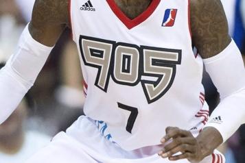 Les Raptors 905, la meilleure concession de la G League)