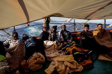 UE: les arrivées de migrants au plus bas depuis 2013