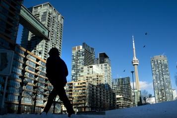 Les cas de traite des personnes en hausse marquée au Canada)