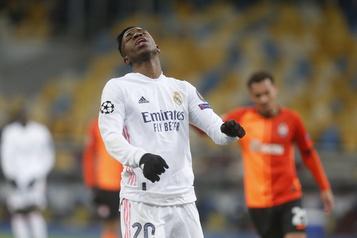 Ligue des Champions Le Real Madrid risque une élimination hâtive)