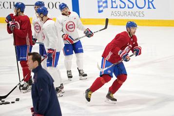 Le Canadien de retour au boulot sans Gallagher, Drouin et Byron