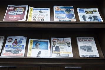 Postmedia, propriétaire de la Montreal Gazette, reporte ses résultats