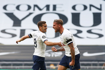 Premier League: Tottenham enfonce Arsenal)