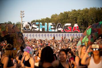 Un Osheaga allégé en octobre)