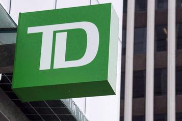 La TD a pratiquement doublé ses profits)