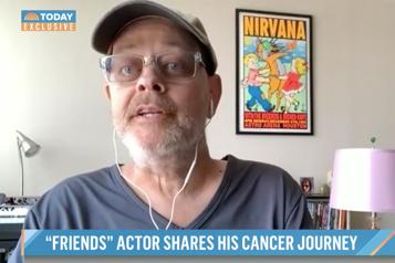Michael Tyler atteint d'un cancer de la prostate)