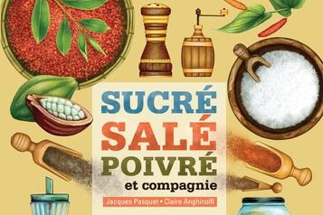 Percer les secrets des épices, condiments et aromates)