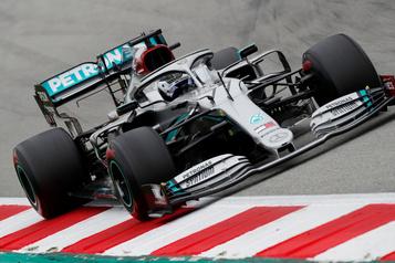 COVID-19 : l'écurie Mercedes développe une aide respiratoire