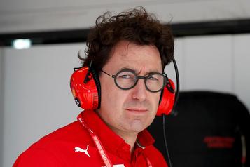 Ferrari justifie son choix de se passer de Sebastian Vettel en 2021)