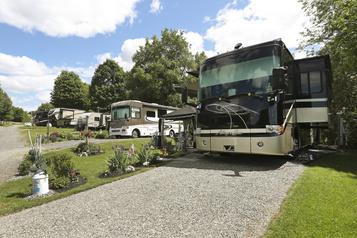 Vacances au Québec: camping ou chalet?)