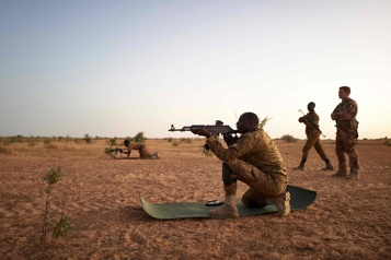 Le Sahel, théâtre d'opérations des djihadistes)