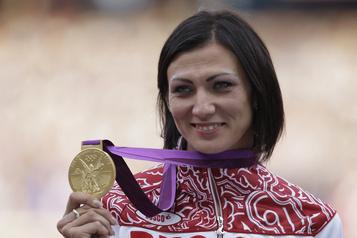Dopage: deux champions olympiques russes sont épinglés