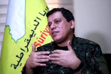Le chef des FDS remercie Moscou d'avoir sauvé les Kurdes syriens