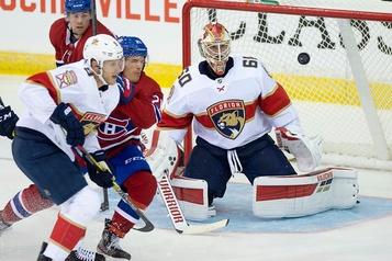 Le Canadien défait les Panthers 4-3