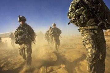 Armée américaine Les effectifs militaires réduits à 2500 en Afghanistan et en Irak)