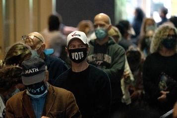 Élections américaines Une application pour diminuer l'anxiété)