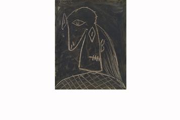 Un portrait de Picasso aux enchères à Toronto)