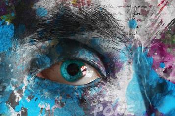 Pone: un album composé avec les yeux