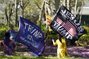Trump redescend dans l'arène politique en terrain conquis)
