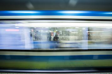 Les trains Azur peuvent continuer à rouler avec plus de 1000personnes en heure de pointe
