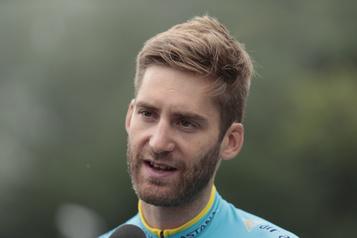 Hugo Houle furieux contre Cyclisme Canada)