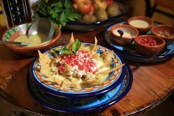 Un plat mexicain de 200ans revisité au grand dam des puristes)