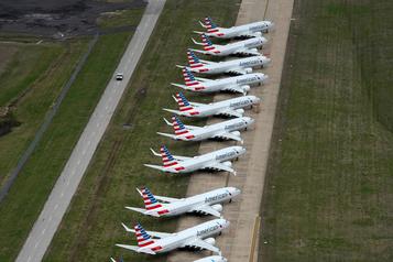 Boeing737 MAX American Airlines veut faire voler des passagers à la fin de l'année)