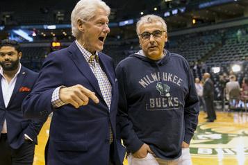 NBA: le copropriétaire des Bucks évoque une reprise dans 6 à 8semaines)