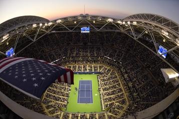 La fédération américaine de tennis veut maintenir l'US Open à New York)