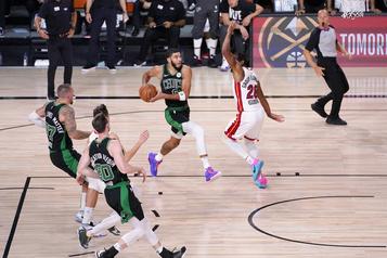Séries de la NBA  Heat-Celtics: savoir bien gérer les hauts et les bas)