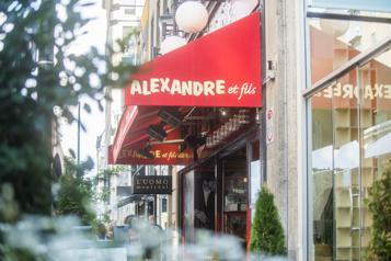 Restauration Chez Alexandre au bord delafaillite)