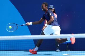 Classement de l'ATP Gaël Monfils monte d'un cran)