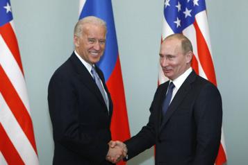 Washington et Moscou continuent à discuter d'un sommet Biden-Poutine)