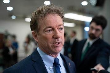 Des républicains soutiennent une résolution pour brider Trump contre l'Iran