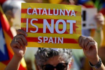 Ottawa ne se mêlera pas de la crise en Catalogne